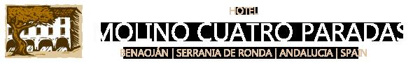 Hotel Molino Cuatro Paradas Ronda Spain